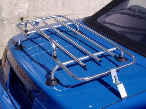 Boot / luggage rack (aluminium), with fitting kit